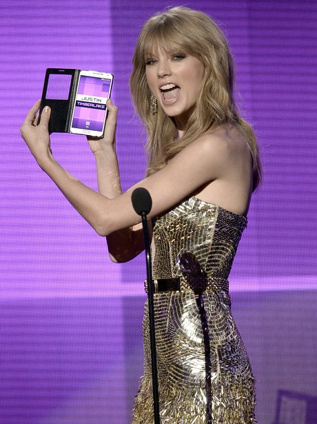 Taylor Swift American Music Awards 2013