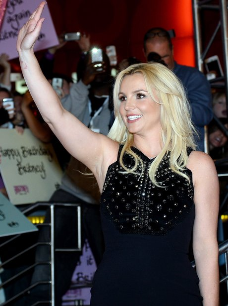 Britney Spears Vegas Party