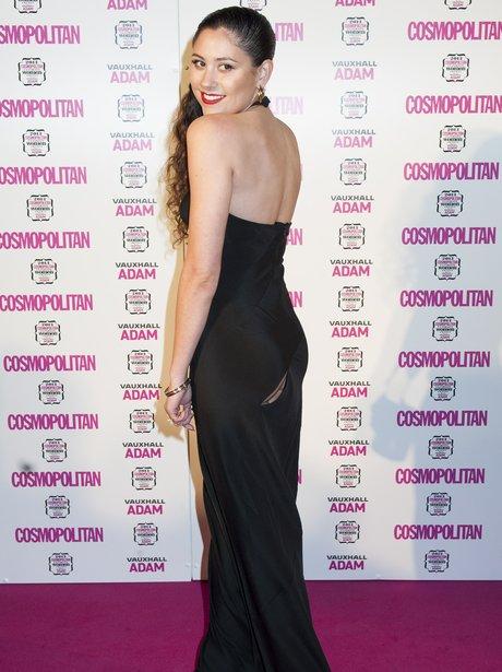Eliza Doolittle Cosmopolitan Awards 2013
