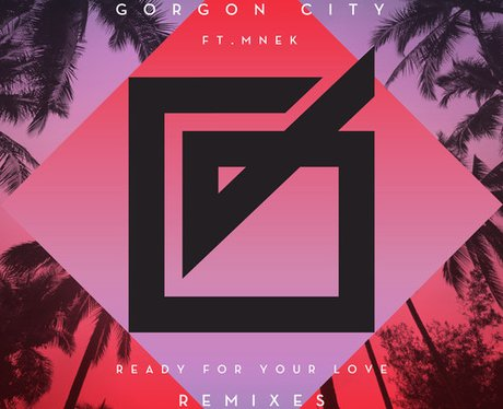 Gorgon City - 'Ready For Your Love' artwork