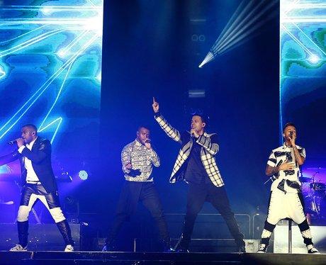 JLS kicks off their 'Goodbye' UK tour