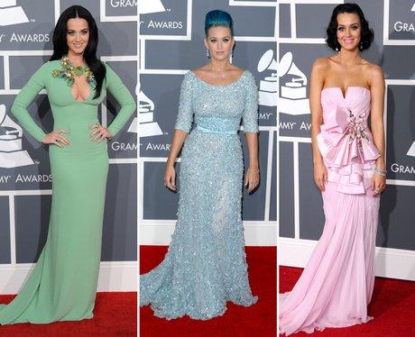 Katy Perry Grammys