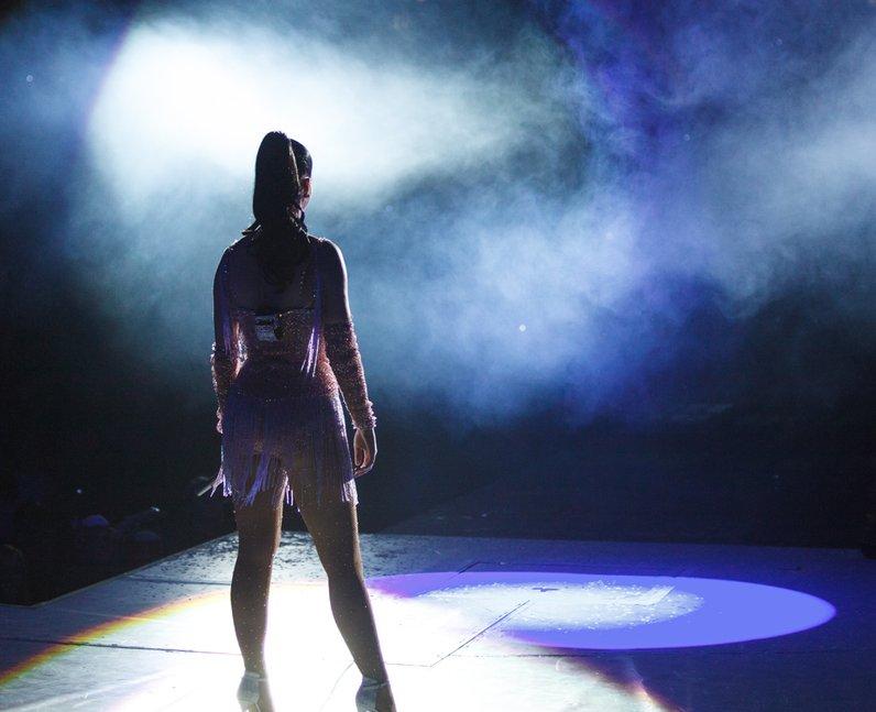Katy Perry live Jingle Bell Ball 2013