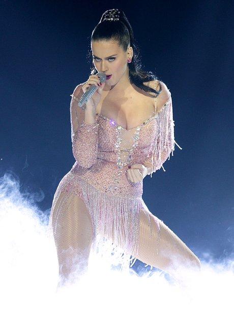 Katy Perry Jingle Bell Ball 2013: Live