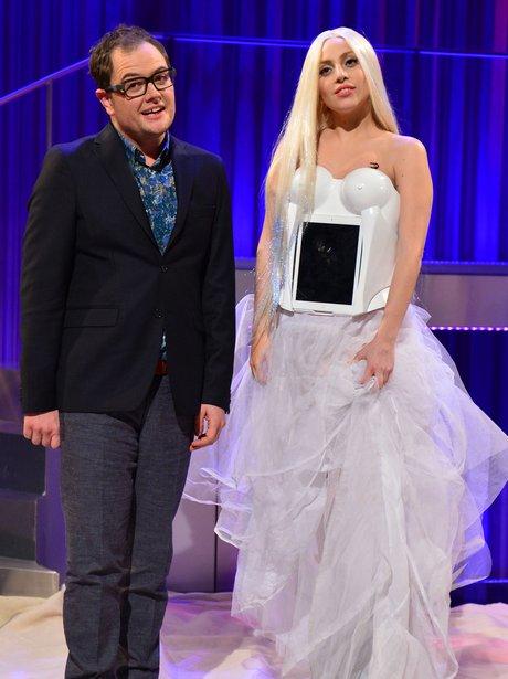 Lady Gaga Alan Carr Chatty Man