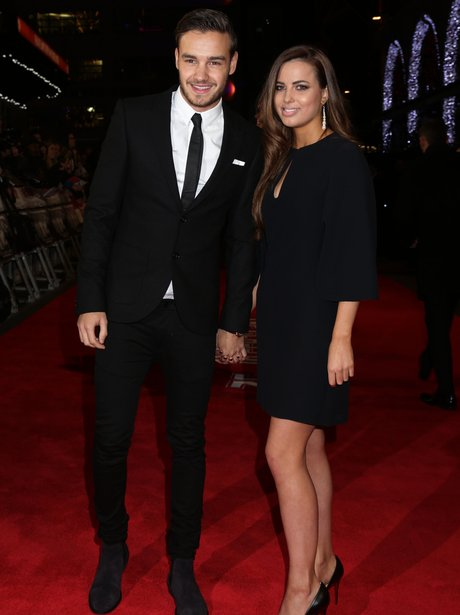 Liam Payne and his girlfriend Sophia Smith