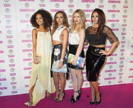 Little Mix Cosmpolitan Awards 2013