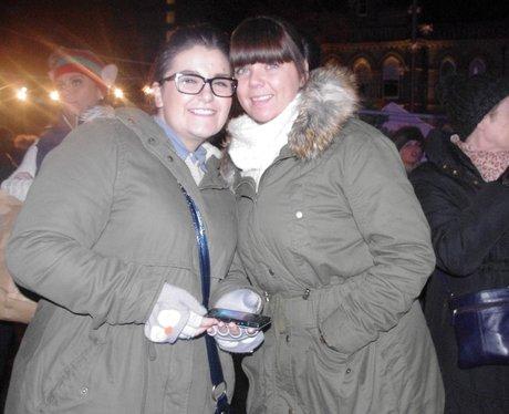 Middlesbrough Christmas Lights 2013