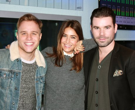 olly with Dave and Lisa