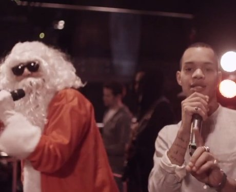 Rizzle Kicks in their 'Happy You're Here' music video