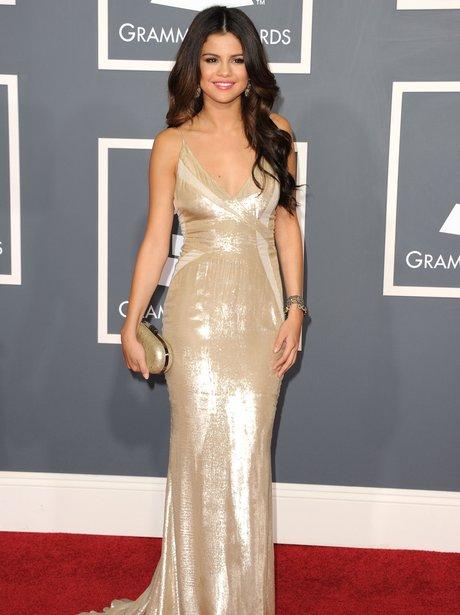Selena Gomez Grammys