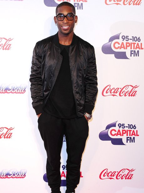 Tinie Tempah Red Carpet Jingle Bell Ball 2013