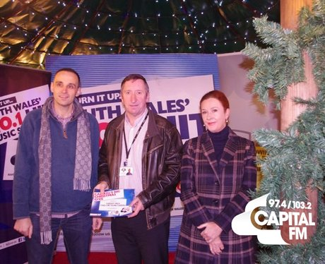 Capital's Christmas Big Give with Legal and Genera