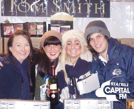 Cardiff Bay Christmas Lights 2013