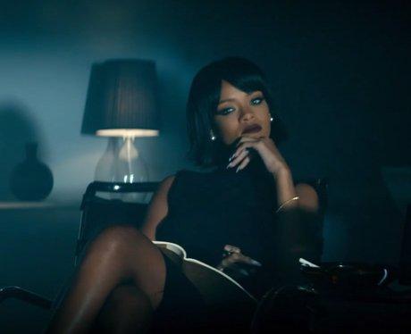 Eminem And Rihanna 'The Monster' video still