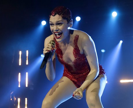 Jessie J at the Jingle Bell Ball 2013: Live