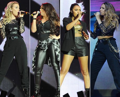 Jingle Bell Ball 2013 Wardrobe