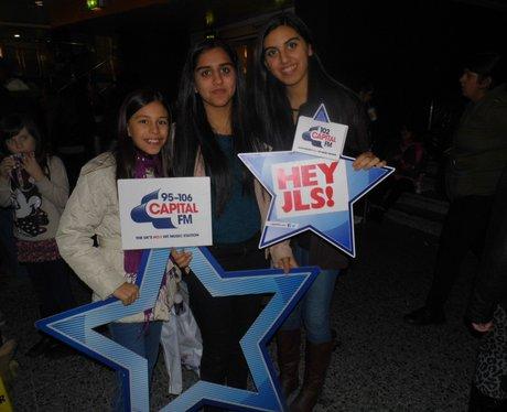 JLS @ Phones4U Arena 2