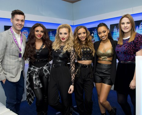 Little Mix Jingle Bell Ball 2013: On Air