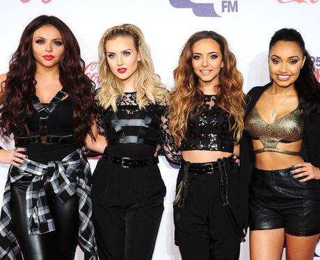 Little Mix Jingle Bell Ball 2013: Red Carpet