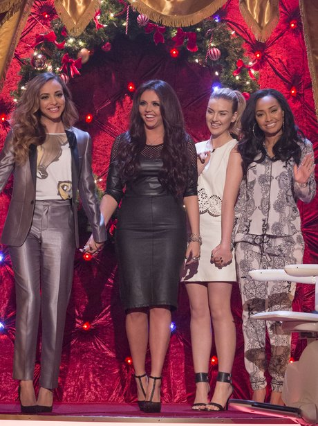 Little Mix on The Paul O'Grady Show'