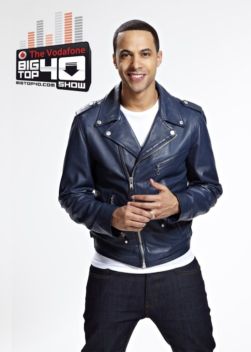 Marvin Humes Vodafone Big Top 40