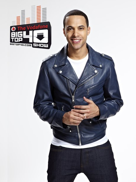 Marvin Humes Big Top 40