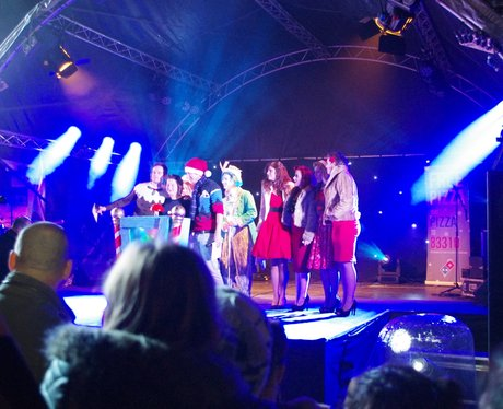 Middlesbrough Christmas Lights 2013