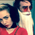 Image 10: Miley Cyrus and her Santa on tour