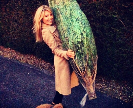 Mollie King Christmas Tree