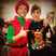 Image 6: Nathan Sykes wearing a Christmas jumper