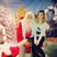 Image 9: Little Mix's Perrie Edwards meets Santa Claus