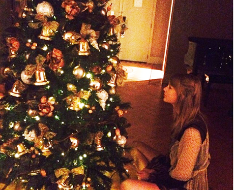 Taylor Swift Christmas Tree