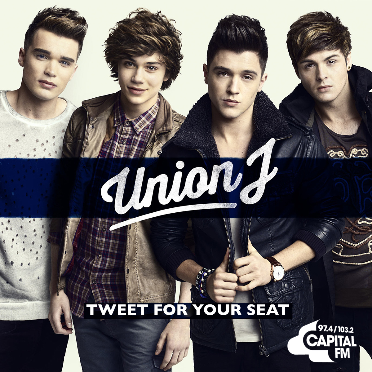 Union J - Tweet for your seat