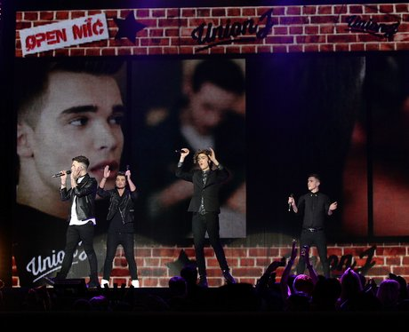 Union J Jingle Bell Ball 2013
