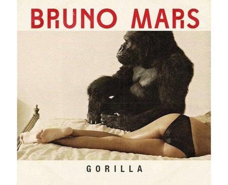 Bruno Mars 'Gorilla'