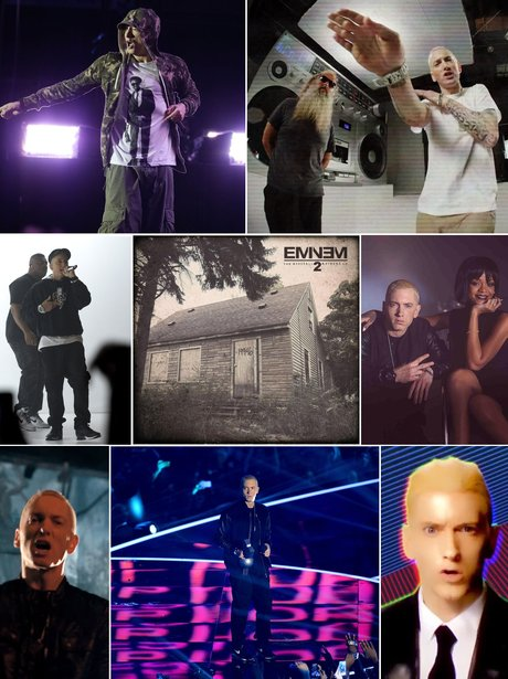 eminem 2013 review