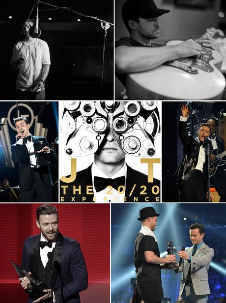 justin timberlake 2013 review