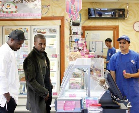Kanye West Ice Cream