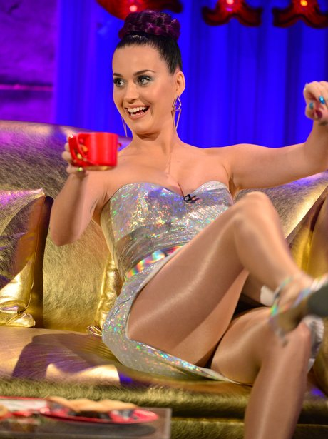 Katy Perry Alan Carr 2013