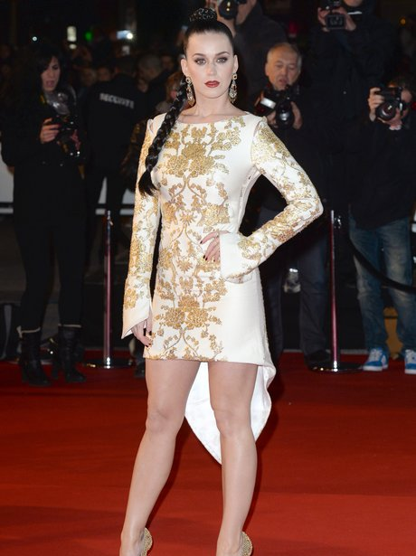 Katy Perry at the NRJ Music Awards 2013