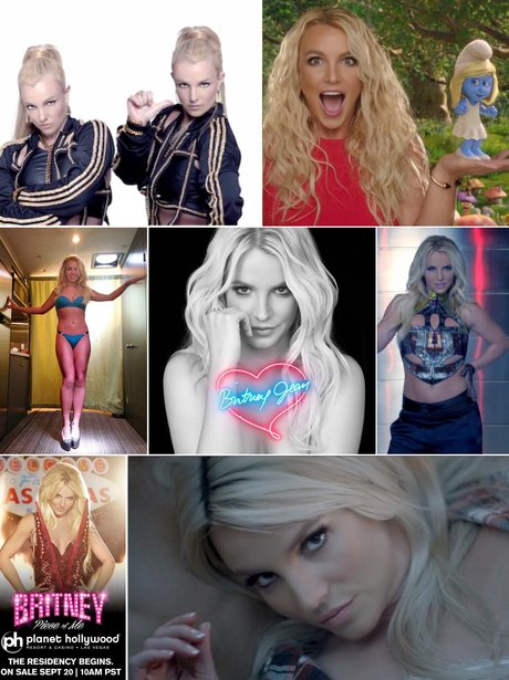 britney spears review 2013
