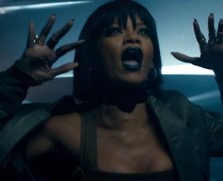 Rihanna The Monster Video