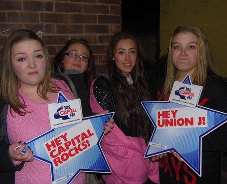 Union J At Manchester Apollo