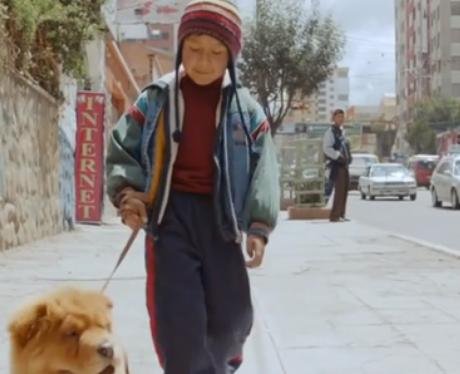 Naughty Boy's 'La La La' video