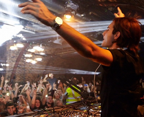 Alesso Instagram