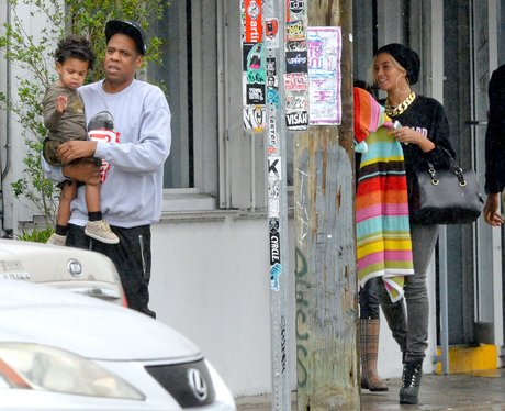 Beyonce, Jay Z and daughter Blu Ivy