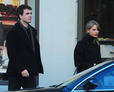 Taylor Swift and Brother