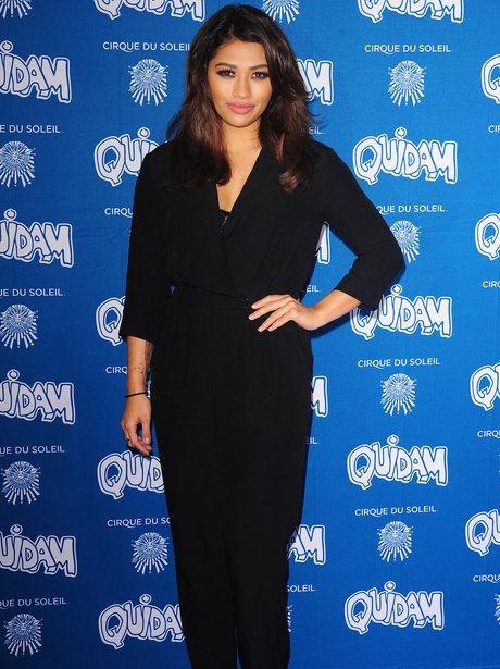 Vanessa White attending the opening night of the C