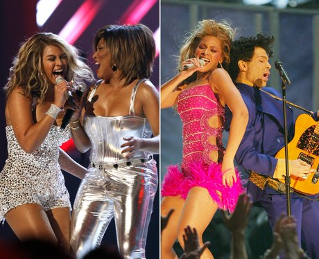 Beyonce's Grammys duets